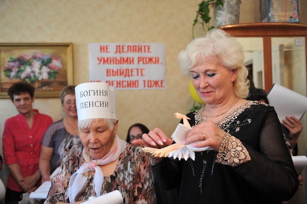 встреча советов ветеранов Пойковского и Лемпино