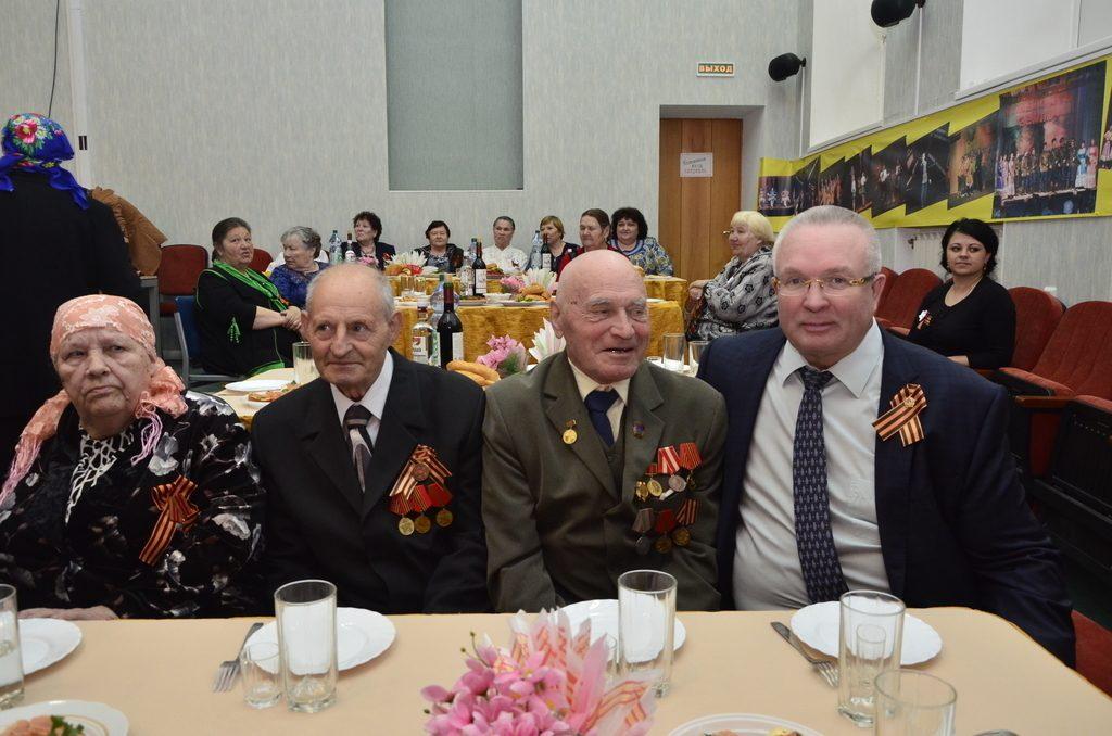 ветераны, Владимир Семёнов