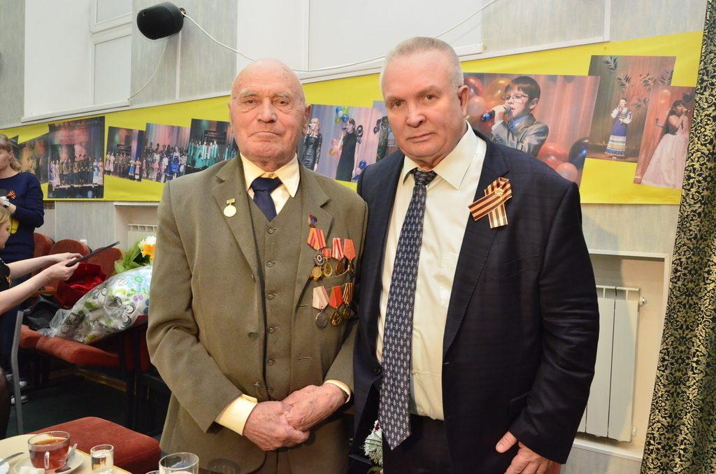 ветеран, Владимир Семёнов
