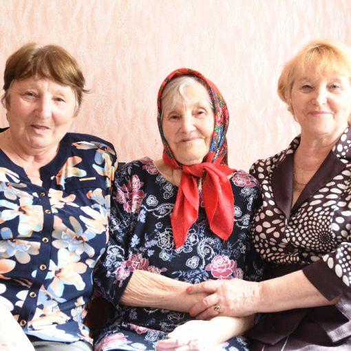 куть-ях, старшее поколение, бабушки