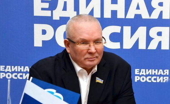 Владимир Семенов, ЕР, Единая Россия