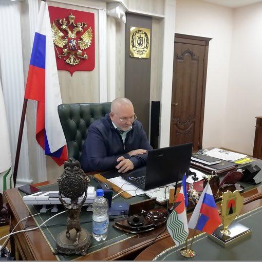 Владтимир Семенов, онлайн приём
