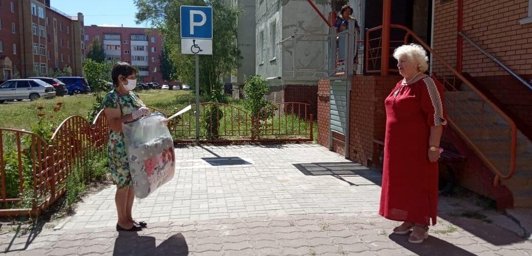 Галина Васильевна Марунчак, ветеран, поздравление