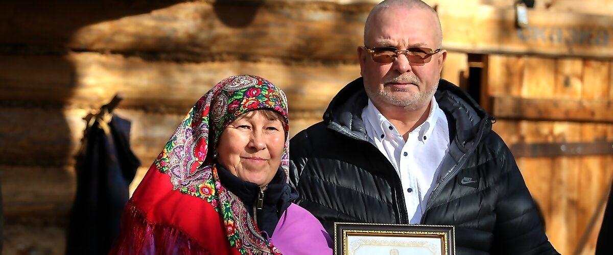 Владимир Семенов, ханты, народы Севера, КМНС