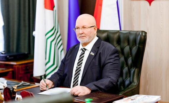 Владимир Семенов, кабинет