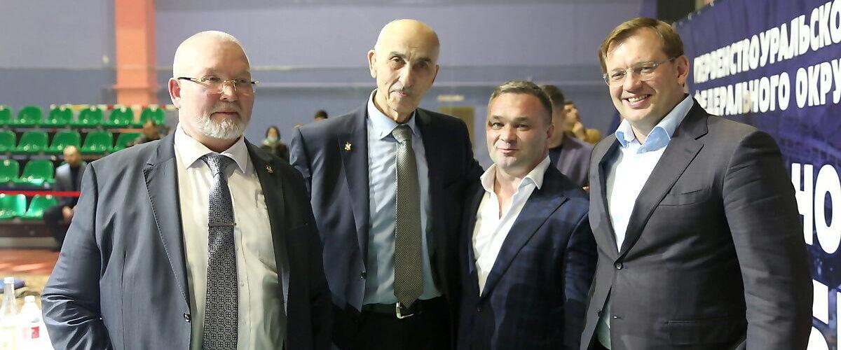 Влаимир Семенов, Эрик Агаеев, Алексей Бятиков