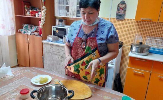 Ольга Николаевна Зиненко, мастер класс