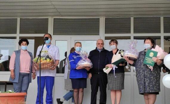 Владимир Семенов, Алла Бочко, медицина, больница