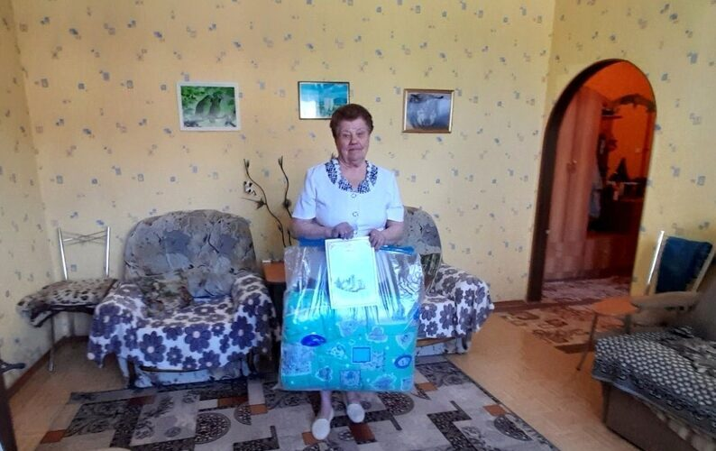 Нина Александровна Мельчакова