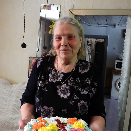 Маргарита Иустовна Жернакова, юбилей