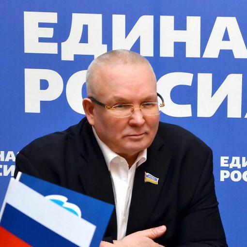 Владимир Семенов, ЕР