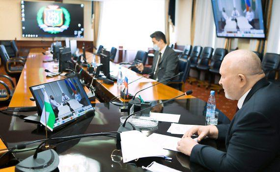 Владимир Семенов, Александр Скурихин, комитет, дума