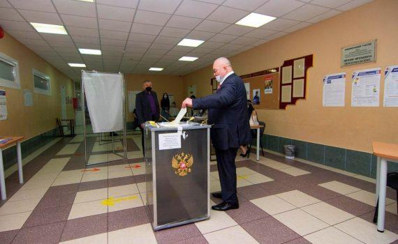 Владимир Семенов, выборы, Конституция