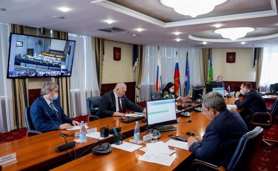 Кирилл Дмитриев, Владимир Семенов, Василий Филипенко, Борис Хохряков